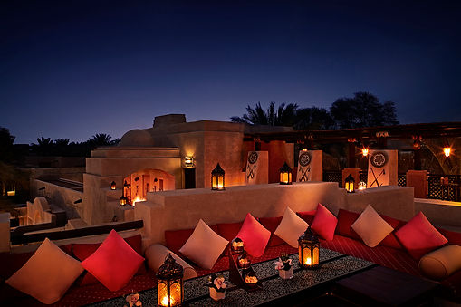 BAB AL Shams Desert & Resort Hotel