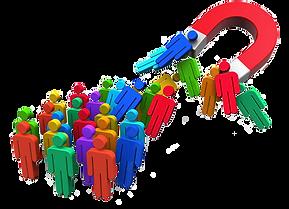 Social Media Magnet = SocialMediaXpert