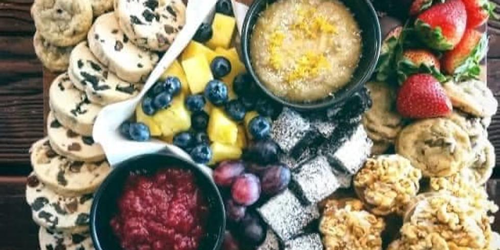 Dessert Charcuterie Class