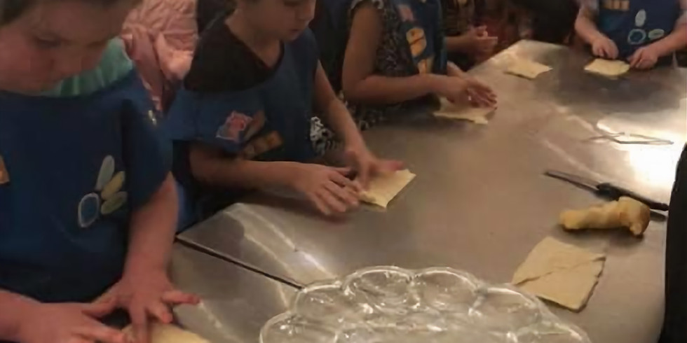 Kids Cooking Class - July 16