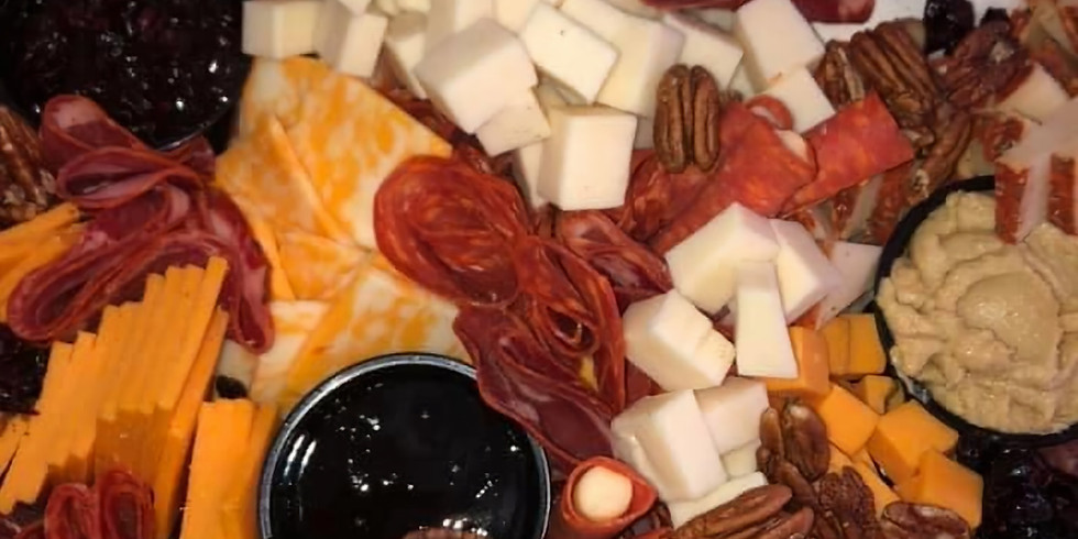 Charcuterie Class - July 9