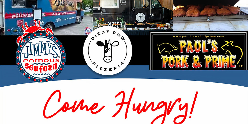 Food Truck Friday with Music
