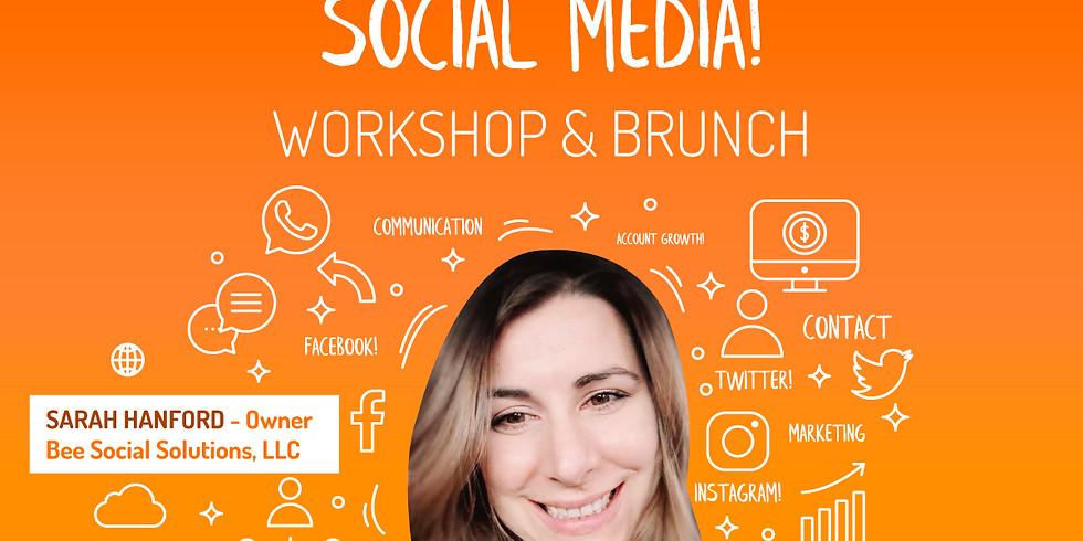Small Business Social Marketing Workshop & Brunch