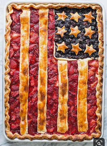 4th Flag Pie
