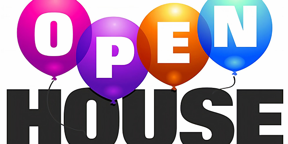 Open House and Celebration