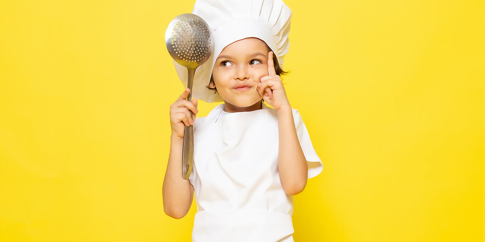 Two Kids cooking class dates - dates under tickets