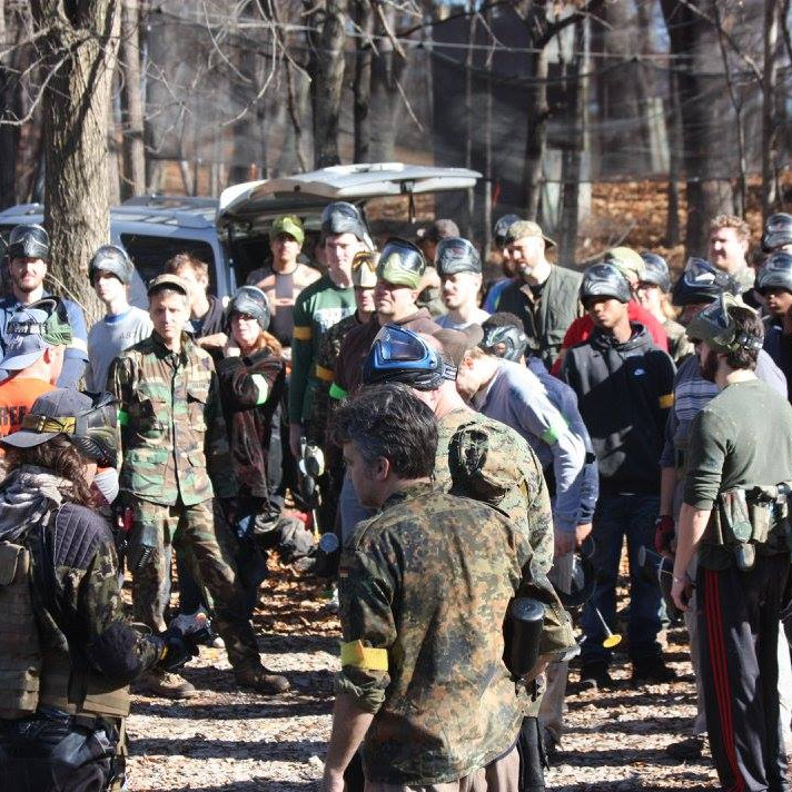 Airsoft Open game