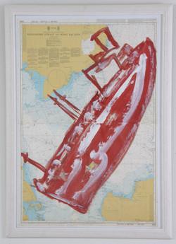 bateau No6, 2006, 103x71cm