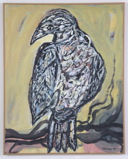 Αετός, 2003,70x100cm