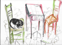 ormos chairs with cat 2016
