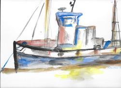 fishing boat 2016