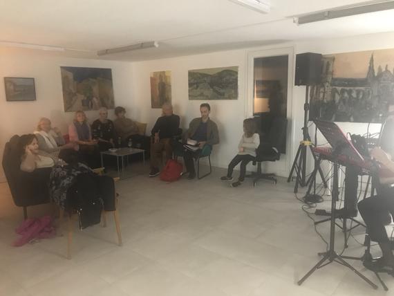 Atelier Tina Kambani Perpignan France