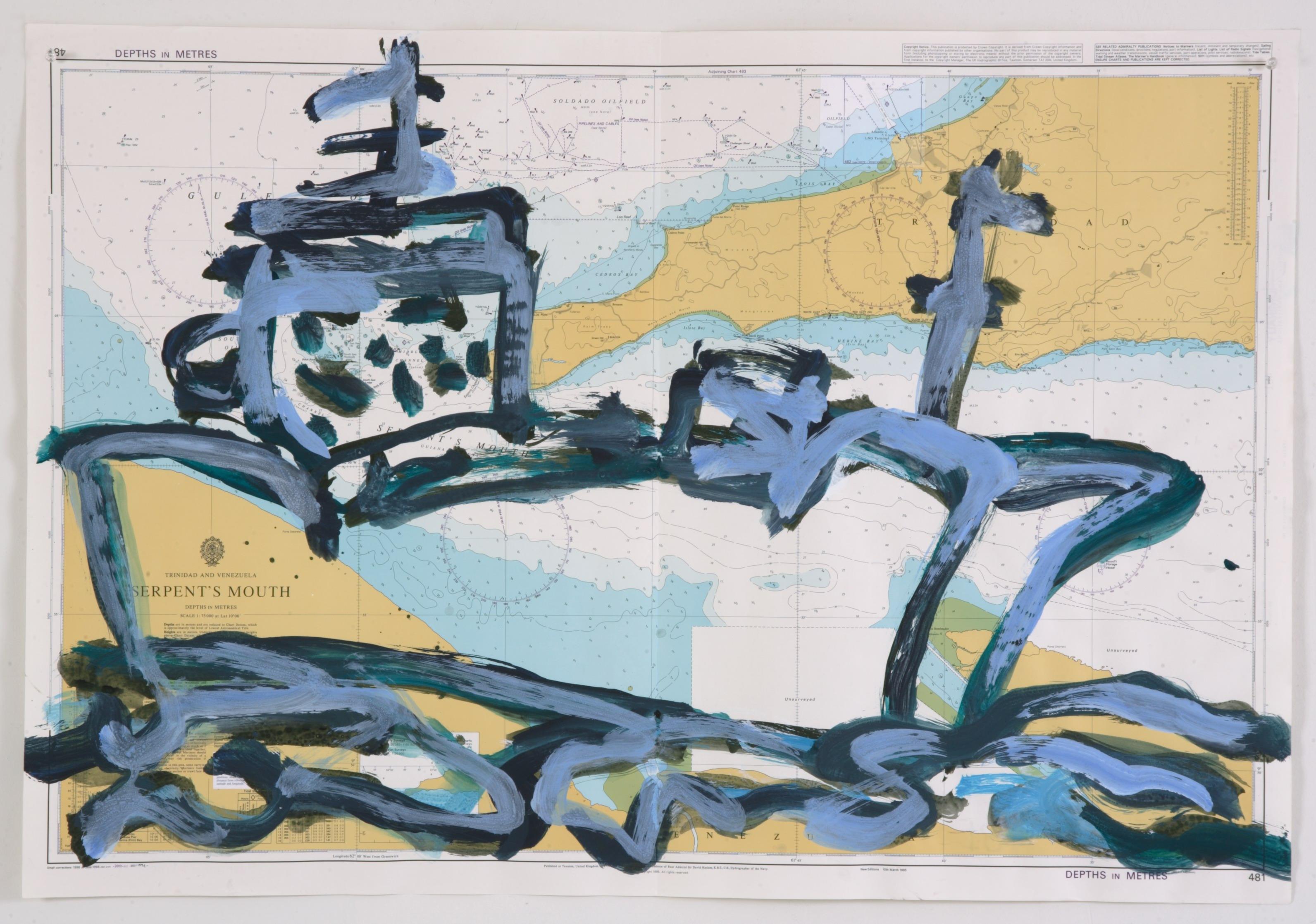 bateau No9, 2006, 103x71cm