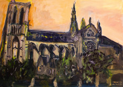 Notre_Dâme_de_Paris,_140x100,_2019,_Acry