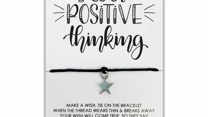 Wishstrings - Keep Positive Thinking