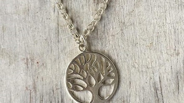 Maxi Tree Of Life Necklace