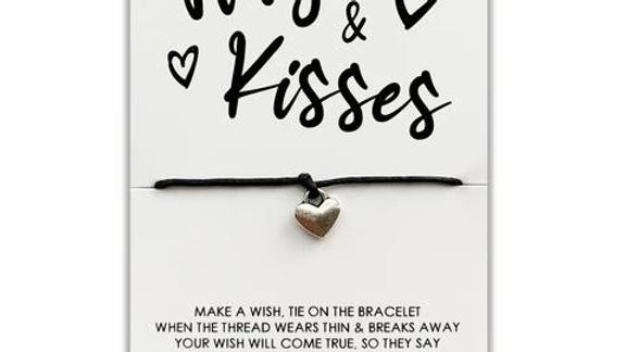 Wishstrings - Hugs & Kisses