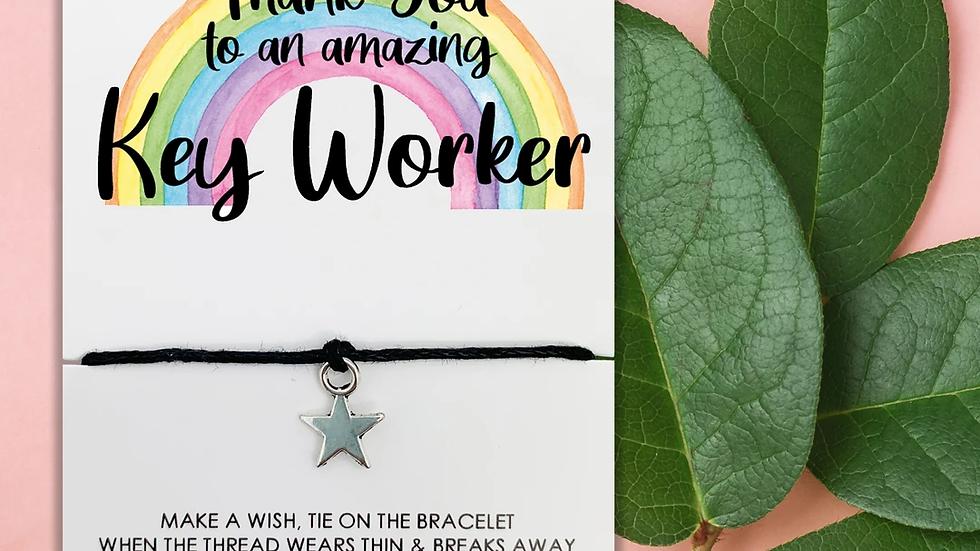 Wishstrings - Thank You Key Worker