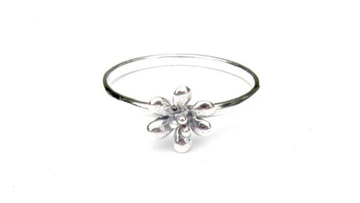 Flower Stack Ring