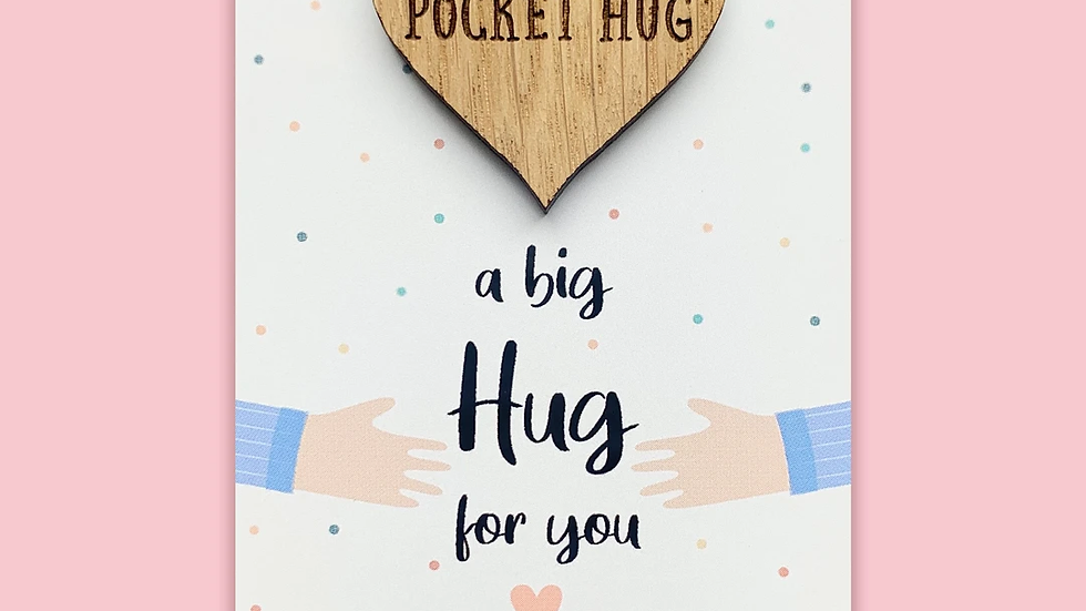 Wishstrings - Pocket Hug