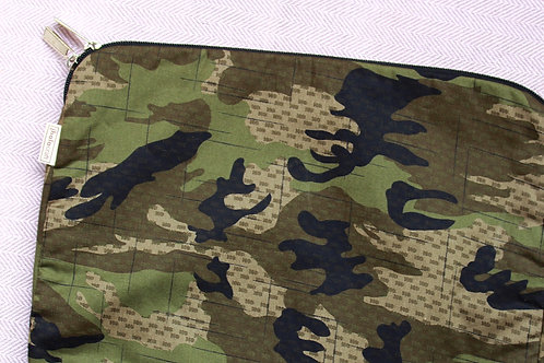 "13"" Camouflage Laptop Sleeve"