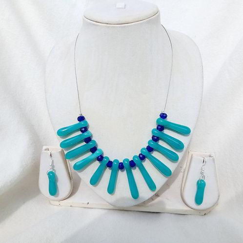 Lampwork Jewellery Set