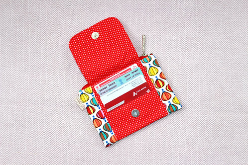 Wanderlust Mini Wallet