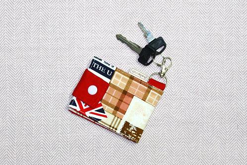 Majesty Keychain Wallet