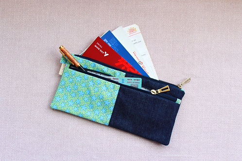 Starstruck Document Pouch