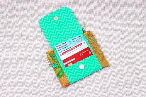 Batik Mini Wallet