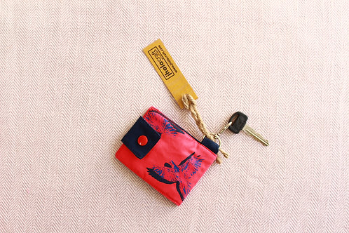 Bird Key Chain Wallet