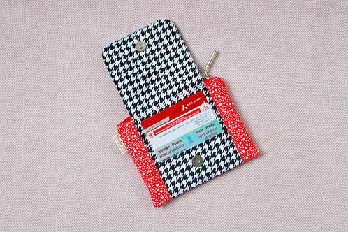 Polka Mini Wallet
