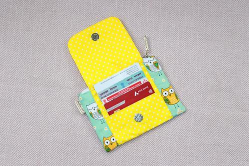 Owl Mini Wallet