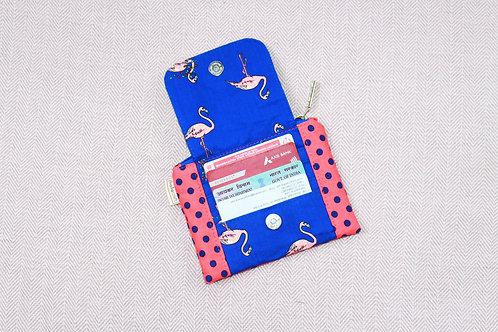 Flamingo Mini Wallet