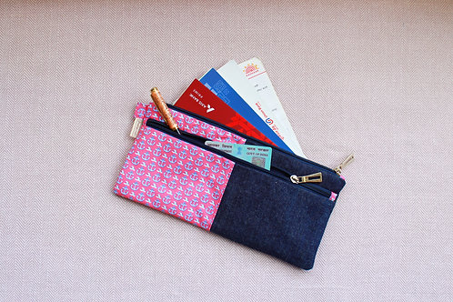 Anchor Document Pouch