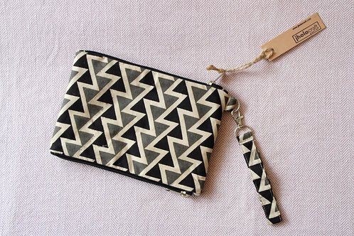 Geometric Magic Pouch