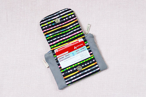 Abstract Mini Wallet