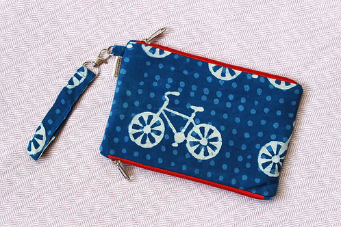 Indigo Cycle Magic Pouch