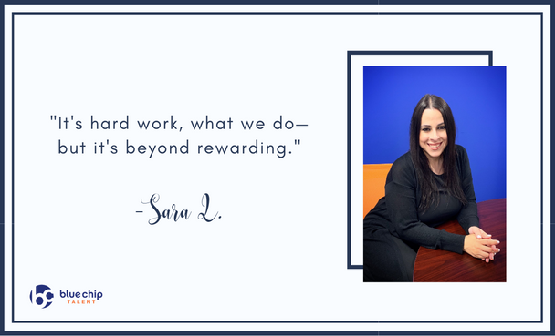 Celebrating Women in Business, featuring Sara L.