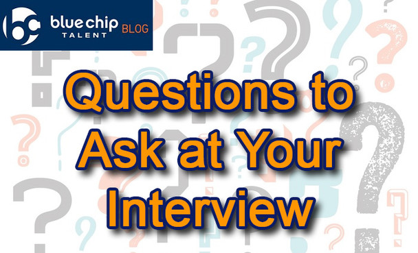 Questions to Ask at Your Interview