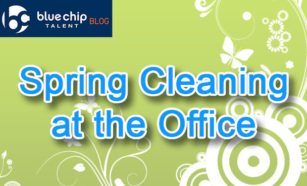 Spring Cleaning at the Office
