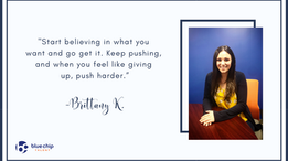 Celebrating Women in Business, featuring Brittany K.