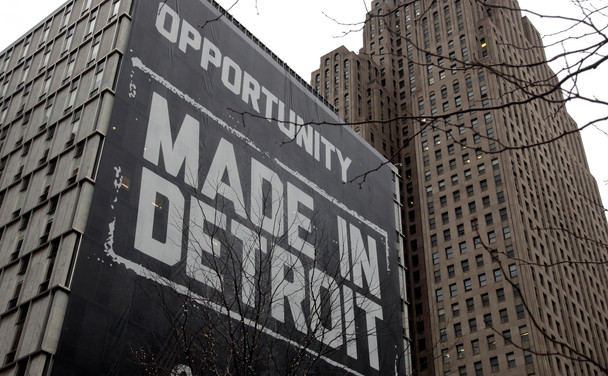 Detroit - The Silicon Valley of the Midwest
