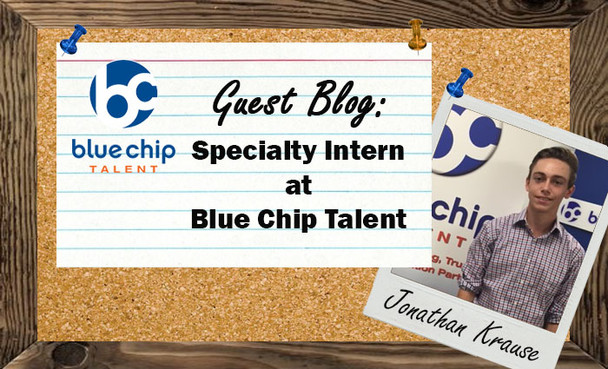 My Time at Blue Chip Talent