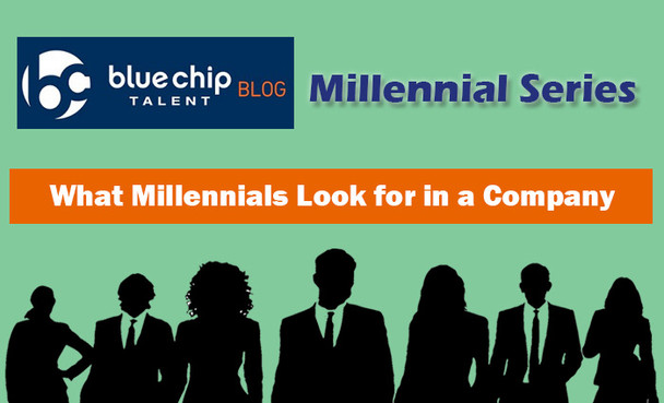 What Millennials Look for in a Company