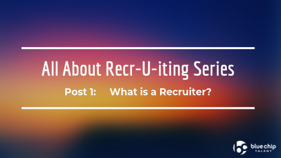 What is a Job Recruiter?