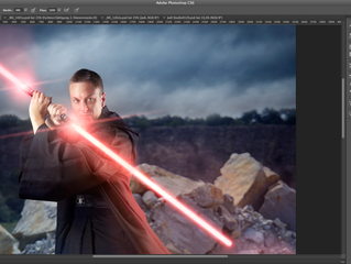 Jedi Shooting