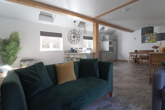 Hayloft Living Room