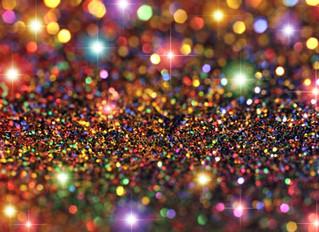 Sprinkles, Glitter-glue, Life