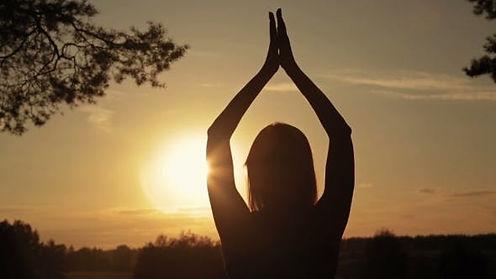 Yoga prayer pose overhead.jpg